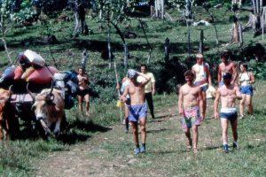 Costa Rica rafting history
