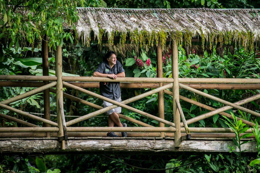 Rafael Gallo rainforest reserve Costa Rica