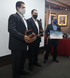 2021 Premio Rafael Gallo winners Coopesantos
